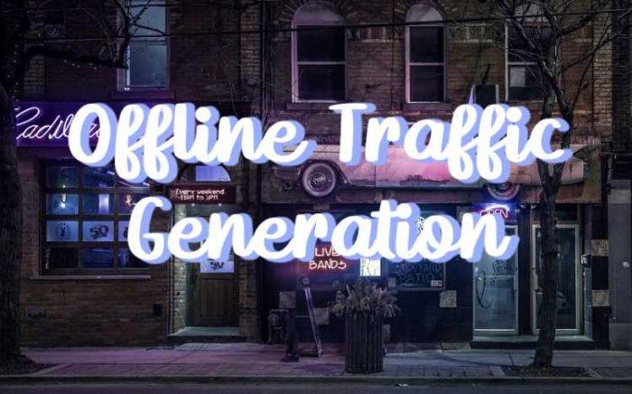 Offline Traffic Generation