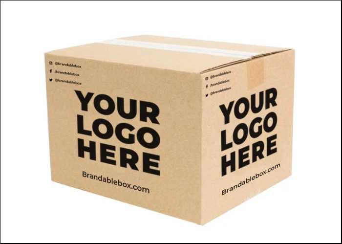 URL on Product Packaging