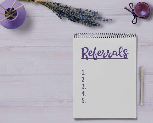 Guest Blogging Referrals